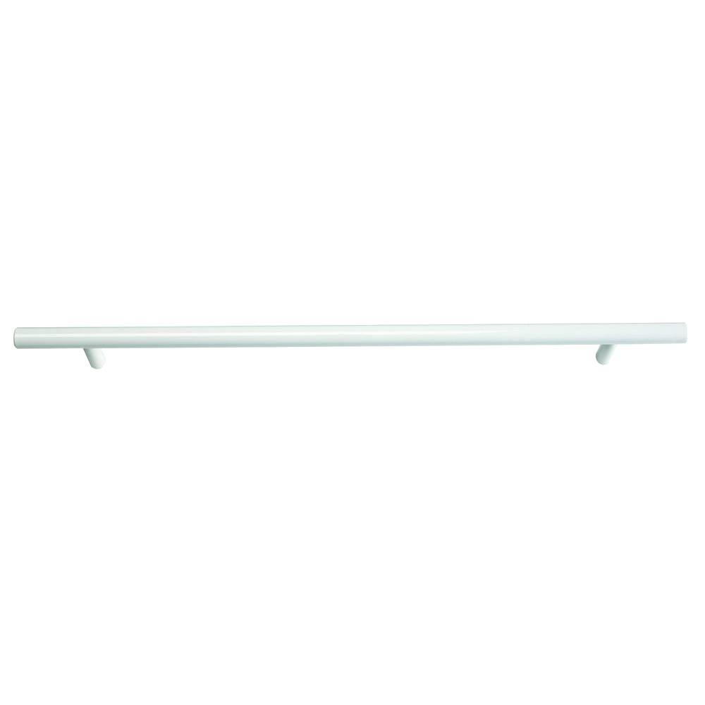 Atlas Homewares Successi Collection High White Gloss 14.5 in. Skinny Linea Mega Pull