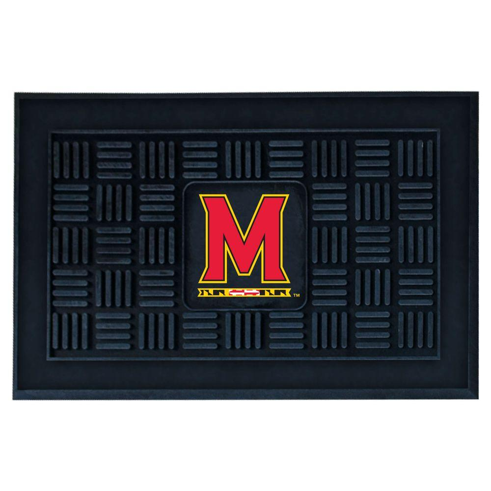 University of Maryland 18 in. x 30 in. Door Mat