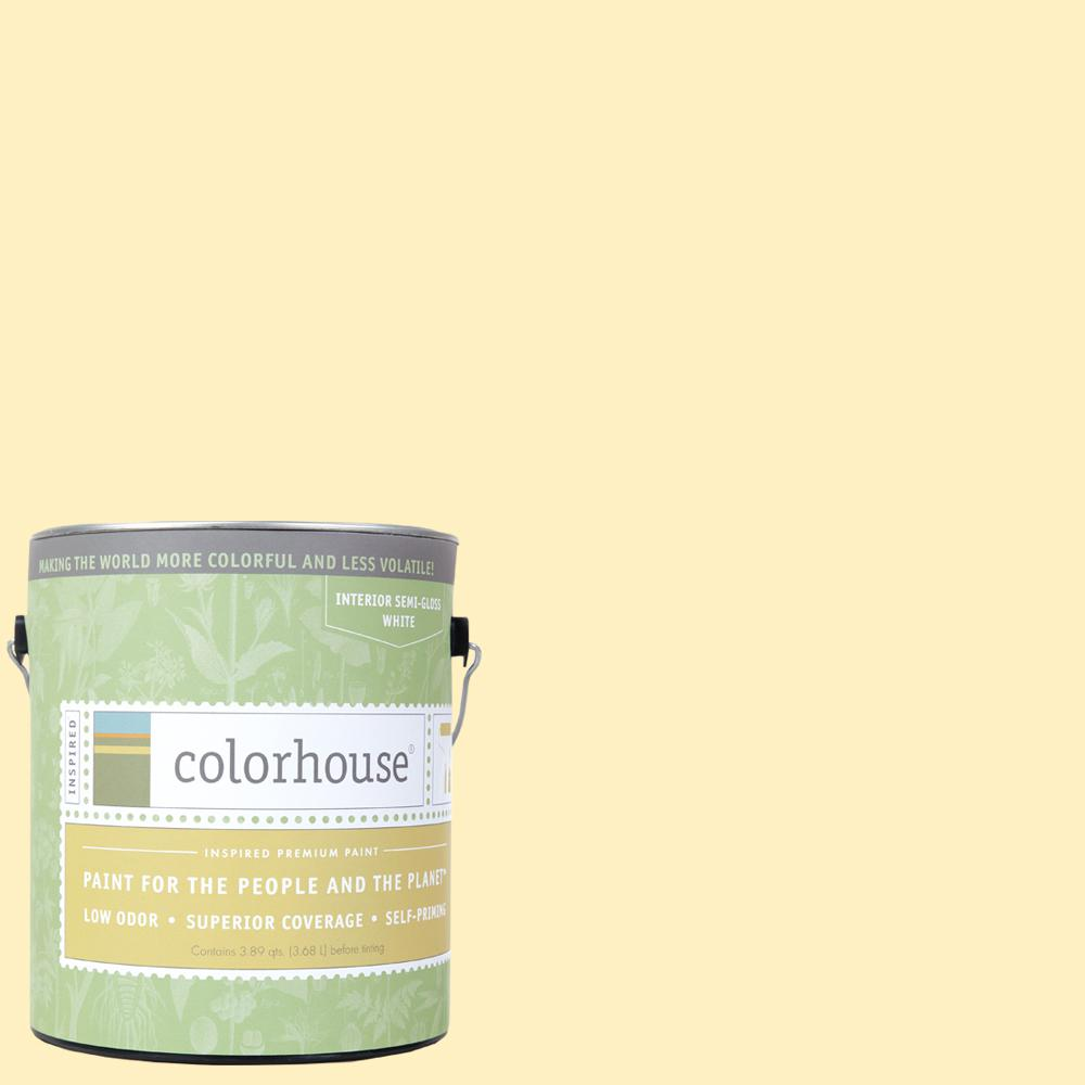 1 gal. Grain .01 Semi-Gloss Interior Paint