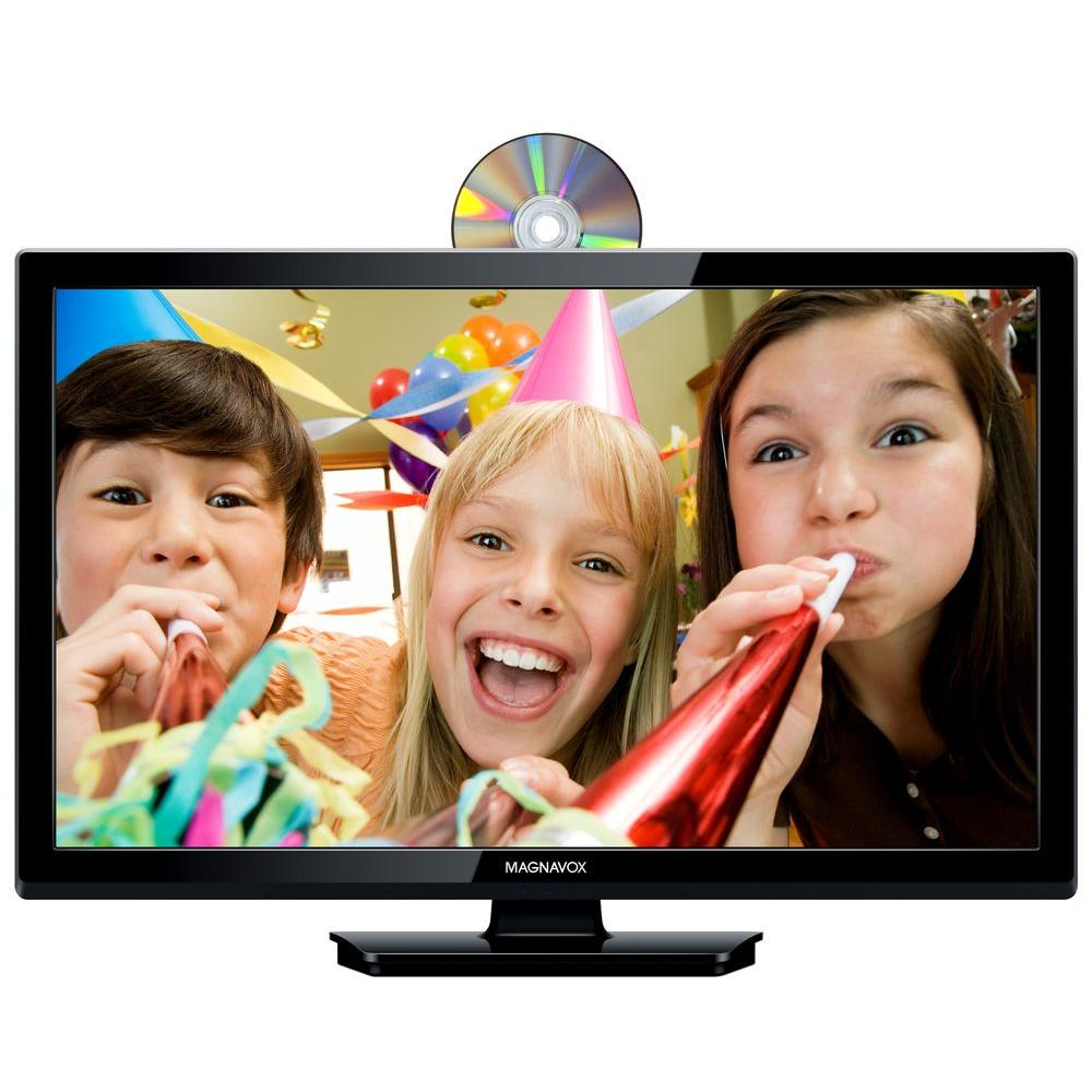 Magnavox 28 in. Slim Class LED 720p 60Hz HDTV with DVD Combo-DISCONTINUED