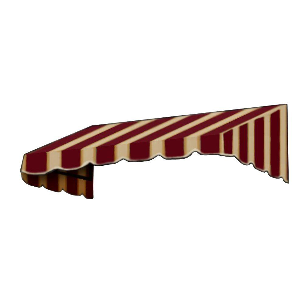 4 ft. San Francisco Window/Entry Awning (16 in. H x 30