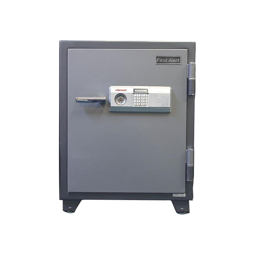 First Alert 3.12 cu. ft. Fire Resistant Safe-2700DF - The Home