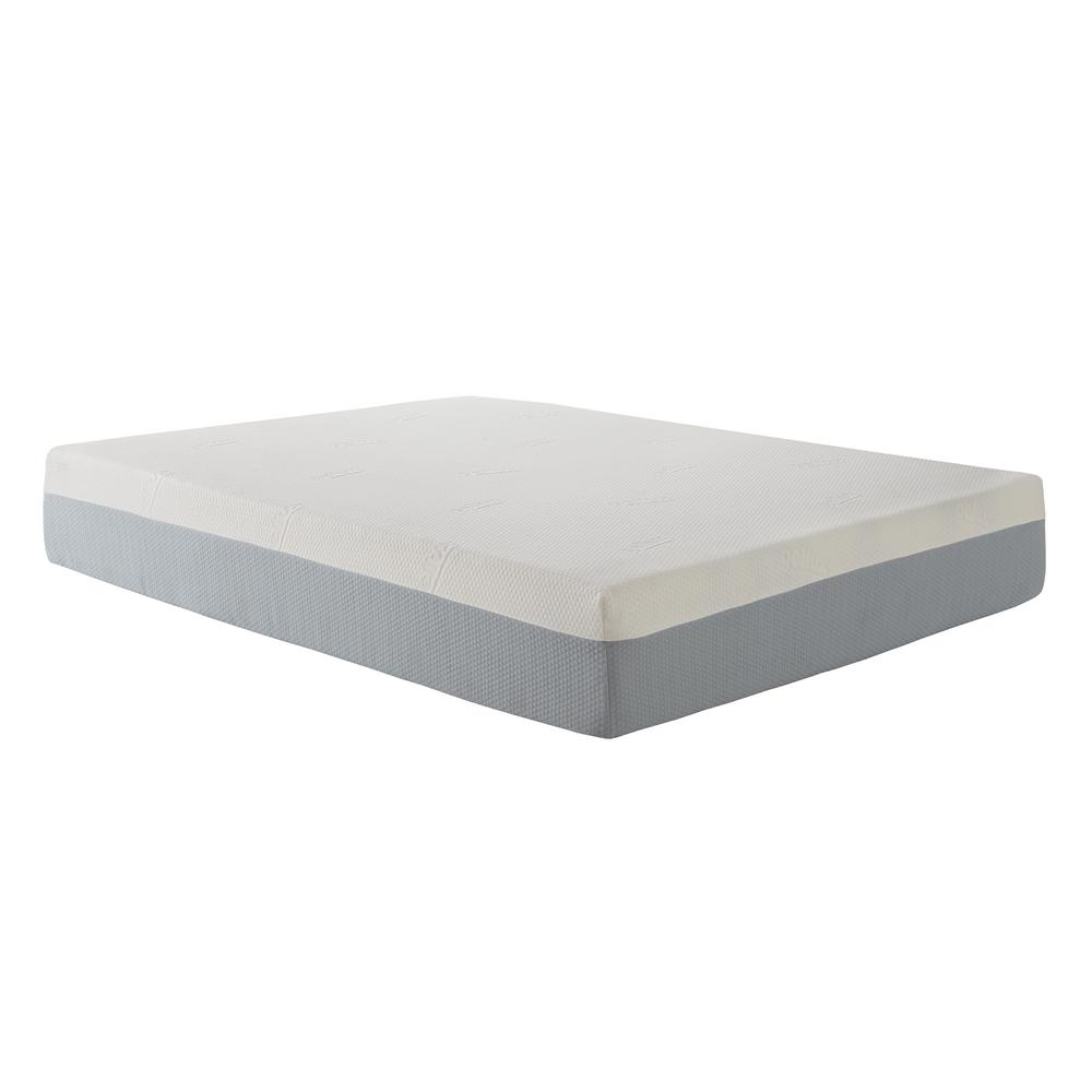 King Medium to Firm Memory Foam Mattress