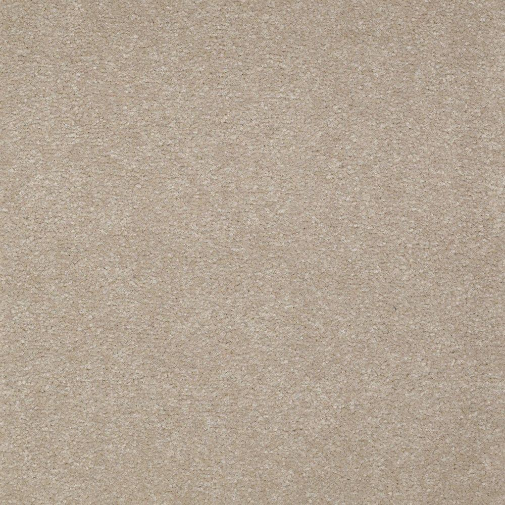Overdrive ii color tender taupe texture 12 ft carpet for Taupe color carpet
