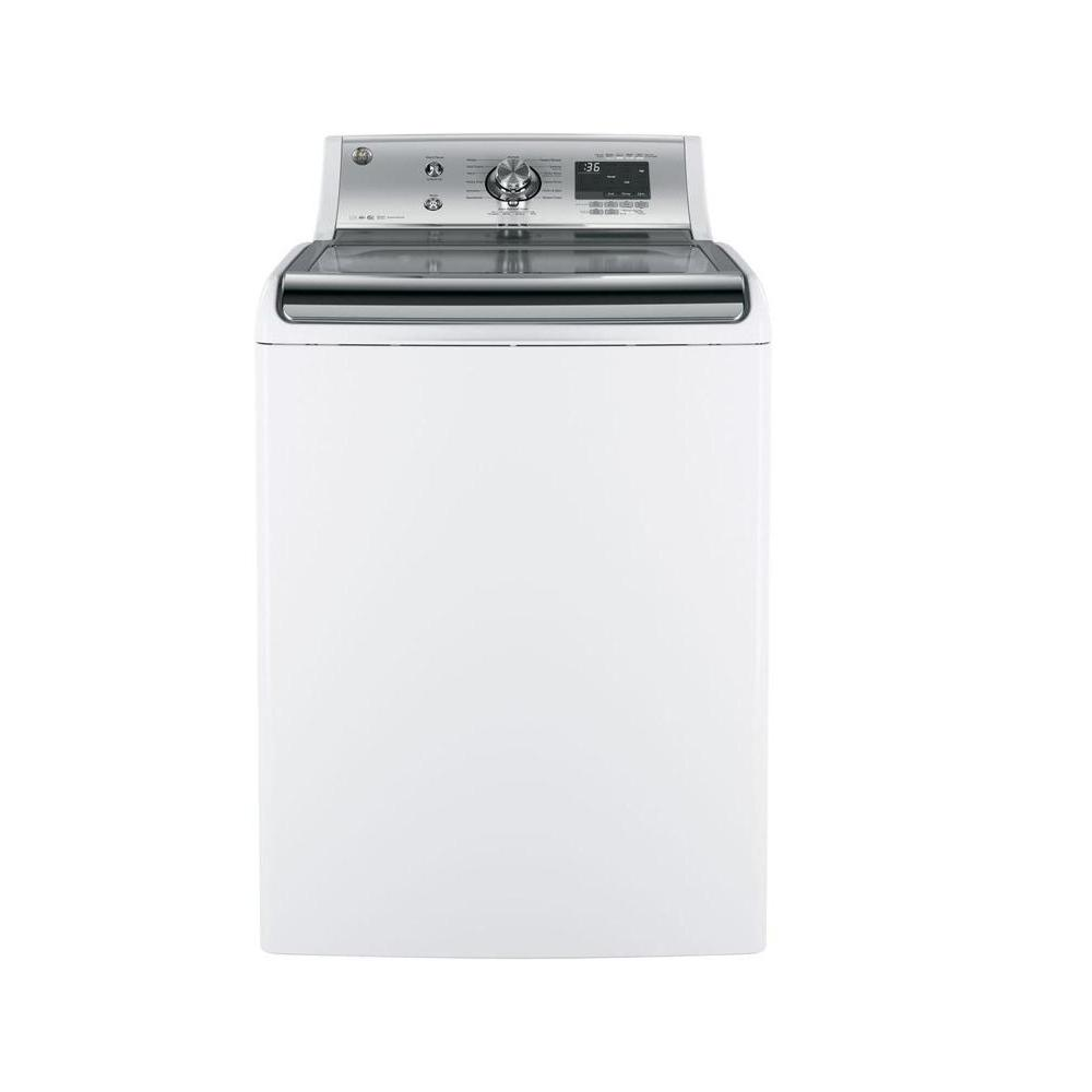 5.1 cu. ft. High-Efficiency Top Load Washer in White, ENERGY STAR