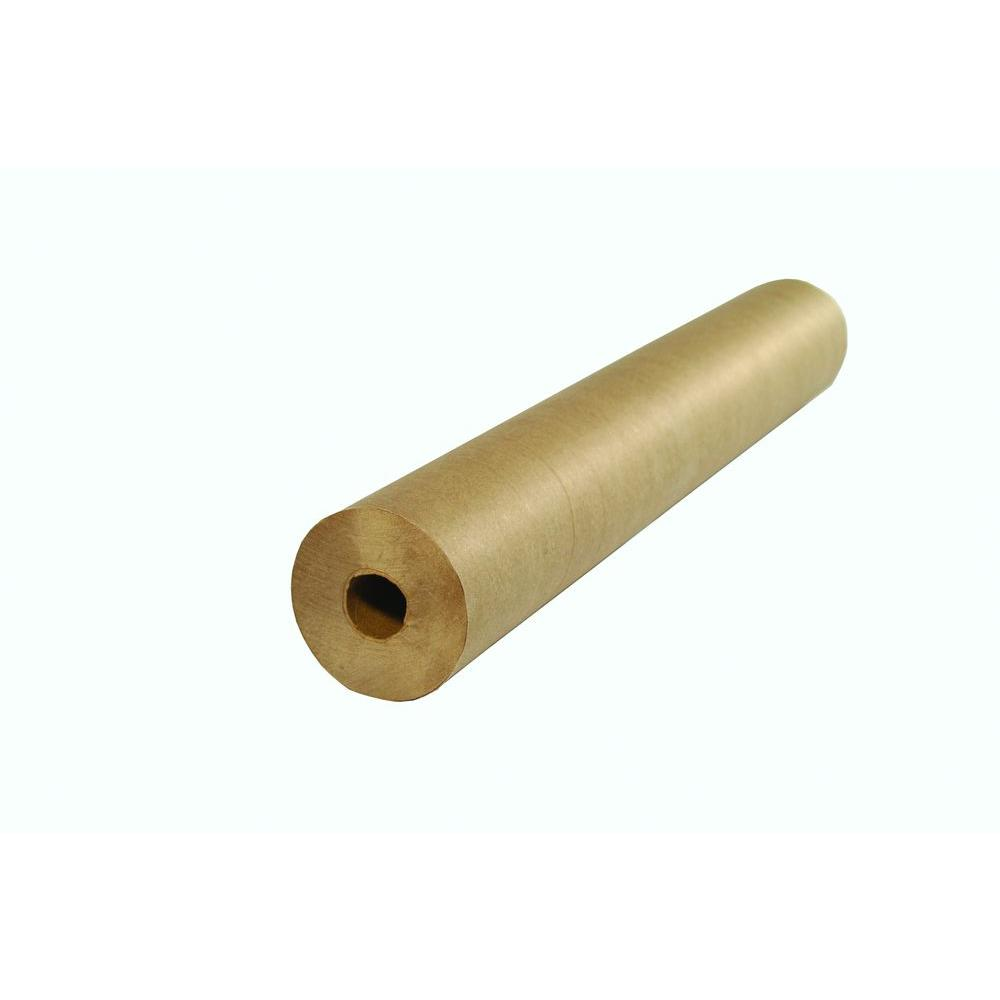 Trimaco 18 in. x 180 ft. Brown All-Purpose Masking Paper