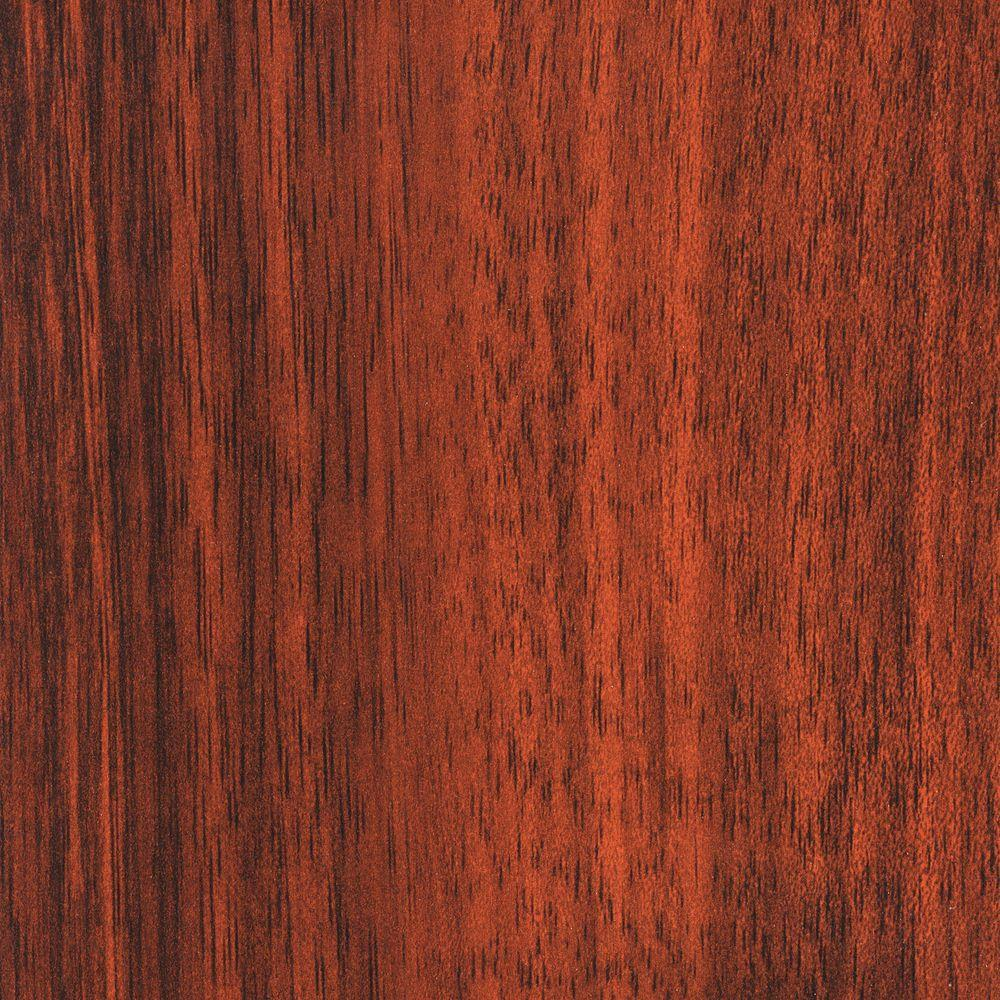 Home Legend Brazilian Cherry 10 mm Thick x 5 in. Wide x 47-3/4 in. Length Laminate Flooring (13.26 sq. ft. / case)