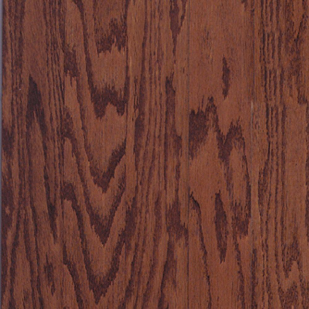 Cherry (Red) Oak Hardwood Flooring - 5 in. x 7 in. Take Home Sample