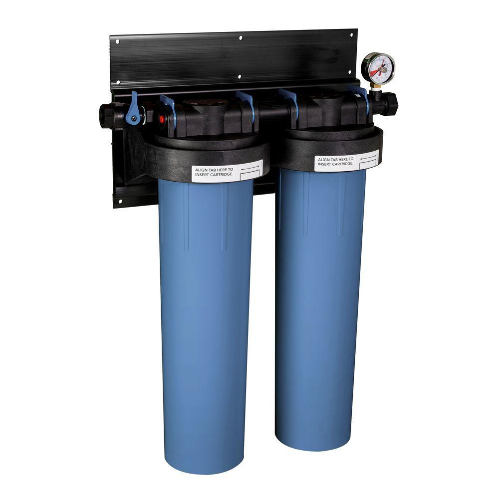 Selecto SuperPlus 20 in. Whole House Ultra-Filtration Water Filter System-SP20-2