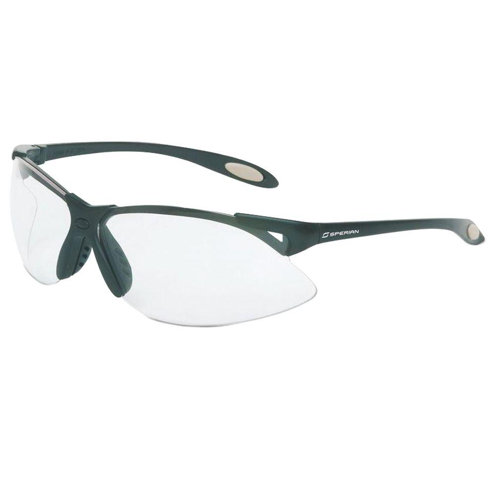 A900 Series Safety Glasses with Clear Tint Fog-Ban Anti-Fog Lens and