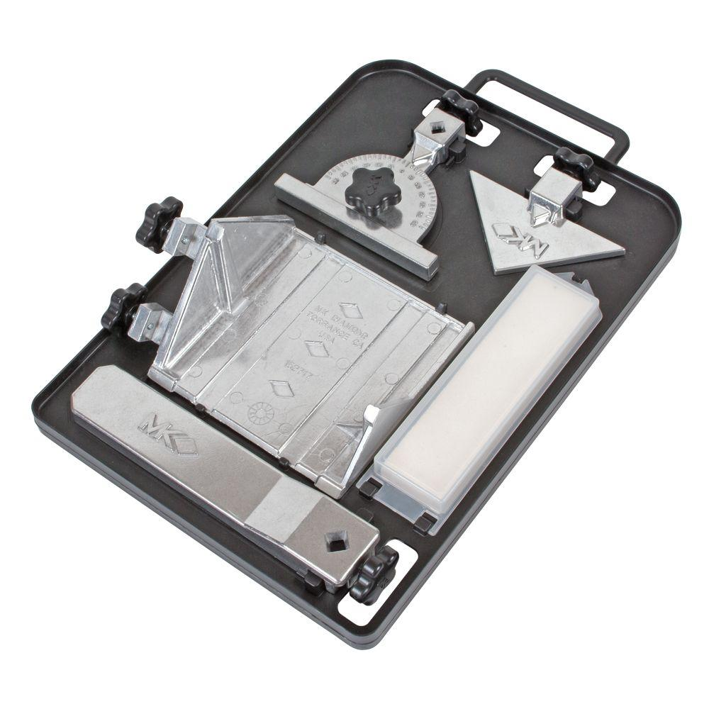 MK Diamond Tile Cutting Kit-155954 - The Home Depot