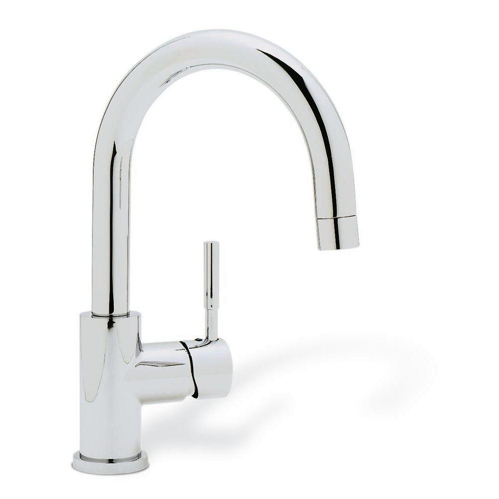 Blanco Meridian Single-Handle Bar Faucet in Polished Chrome
