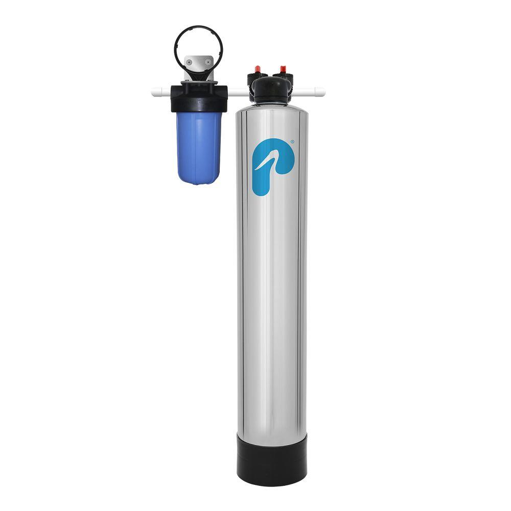 10 GPM Whole House NaturSoft Salt-Free Water Softener System