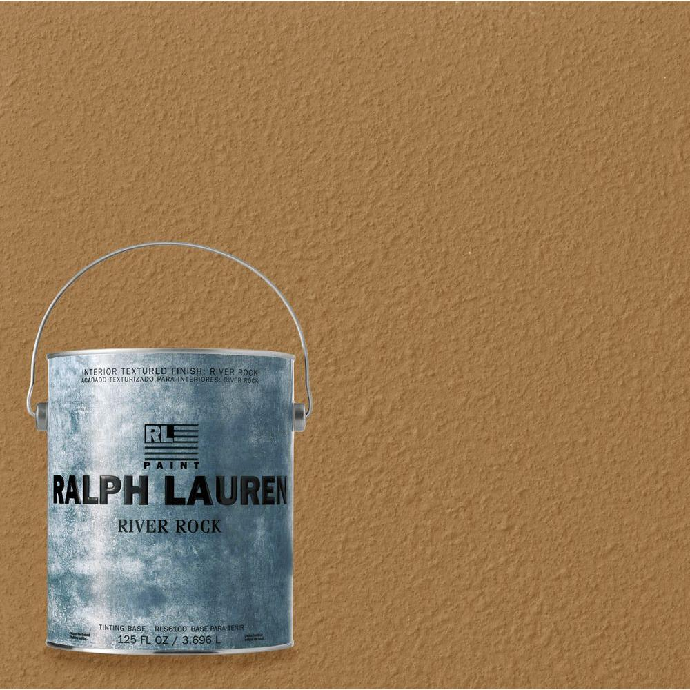 Save 20 Percentage on Ralph Lauren 1 gallon Paints: Ralph Lauren Paint 1-gal. Dry Stack River Rock Specialty Finish Interior Paint RR103