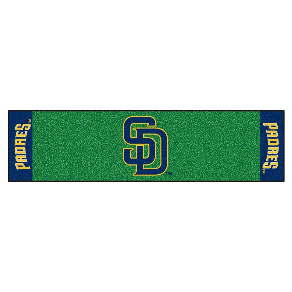 FANMATS MLB San Diego Padres 1 ft. 6 in. x 6