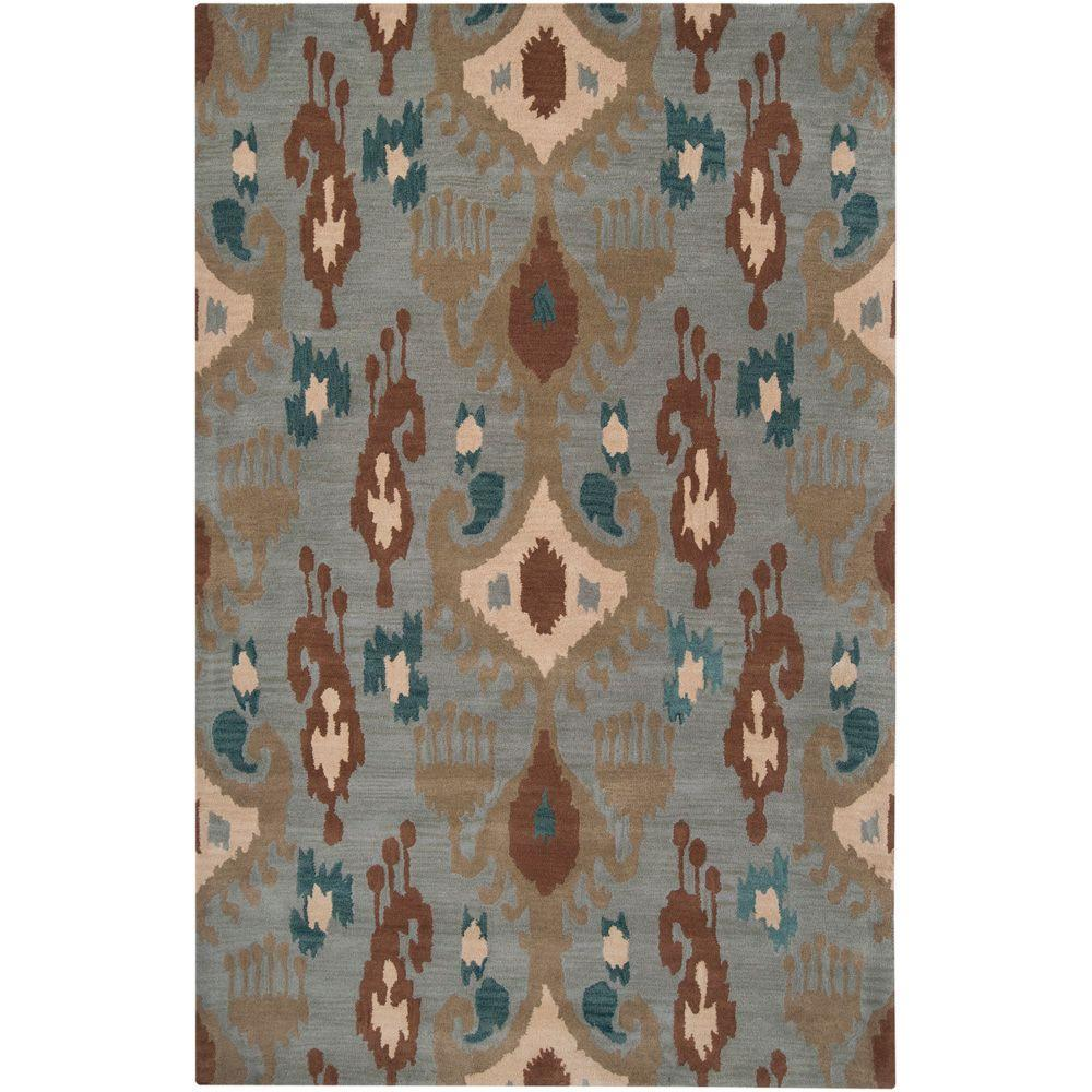 Bagheria Stormy Sea 5 ft. x 8 ft. Area Rug