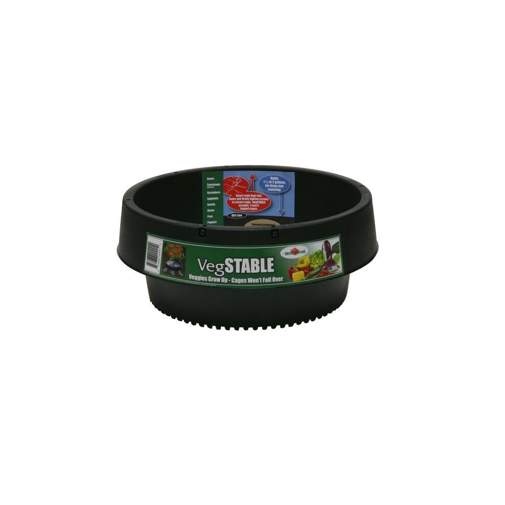 Water Rounds VegSTABLE 15 in. for Water Retention-100524516 - The Home