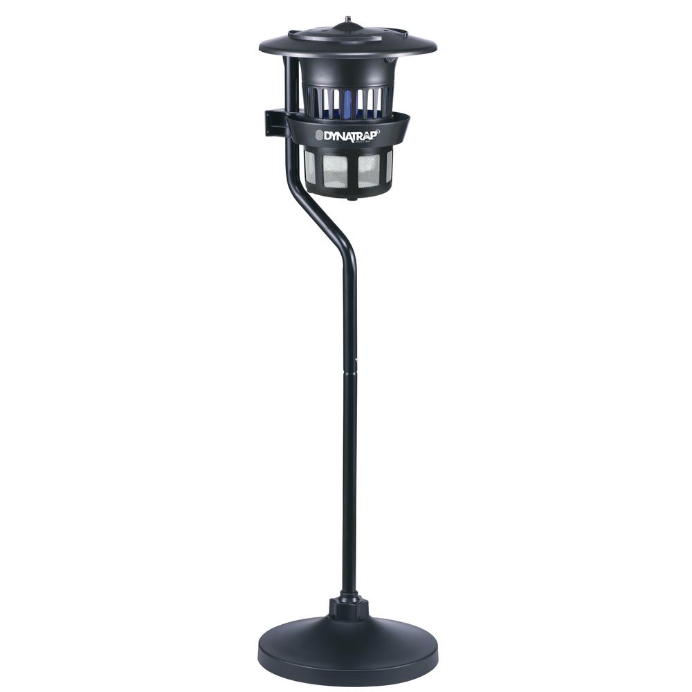 1/2-acre Pole Mount with Water Tray Insect and Mosquito Trap
