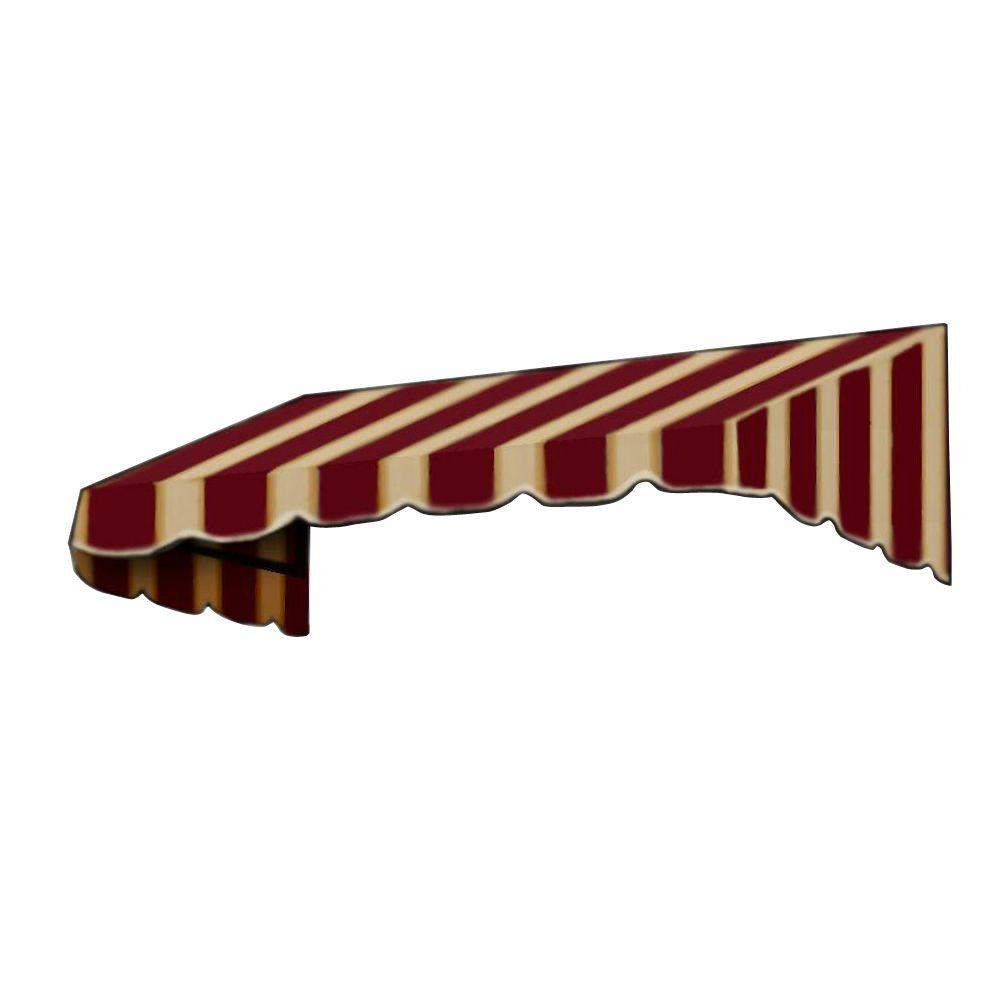 AWNTECH 18 ft. San Francisco Window/Entry Awning (24 in. H x