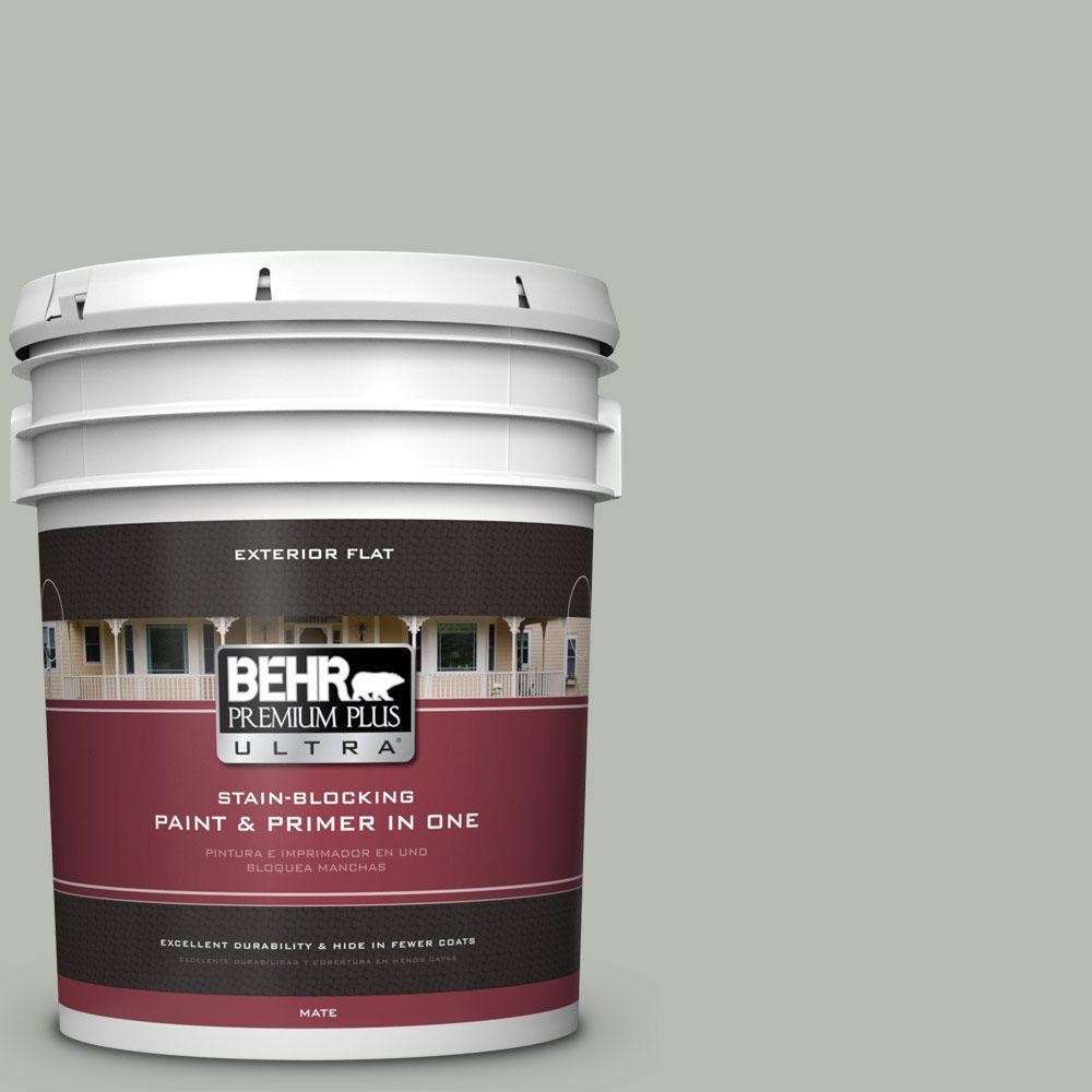BEHR Premium Plus Ultra Home Decorators Collection 5-gal. #HDC-AC-21 Keystone