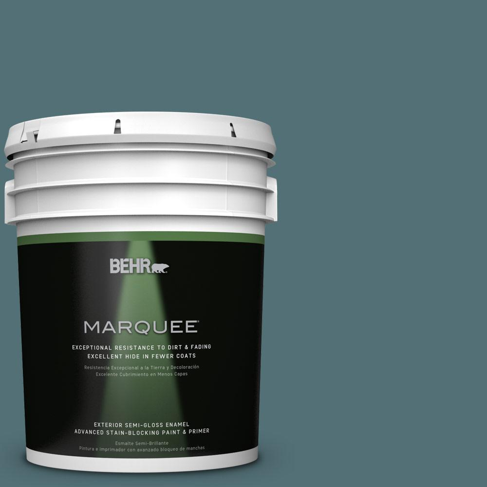 BEHR MARQUEE Home Decorators Collection 5-gal. #HDC-CL-22 Sophisticated Teal