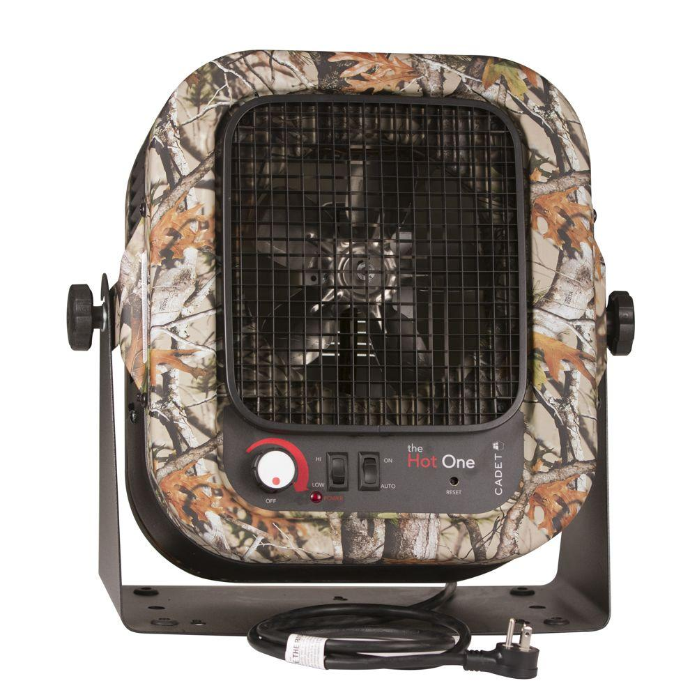 Cadet 4,000-Watt Electric Garage Portable Heater-10284 - The Home Depot