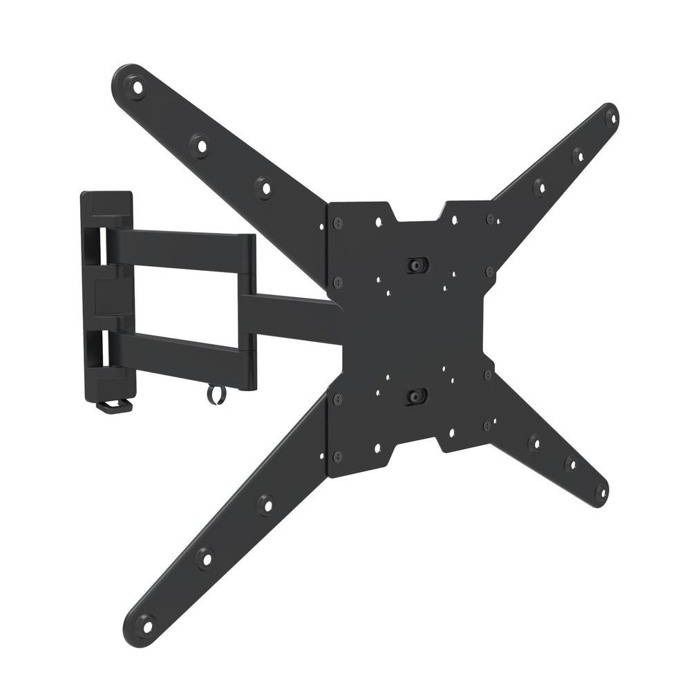 Full Motion Dual Arm TV Wall Mount for 23 in. -