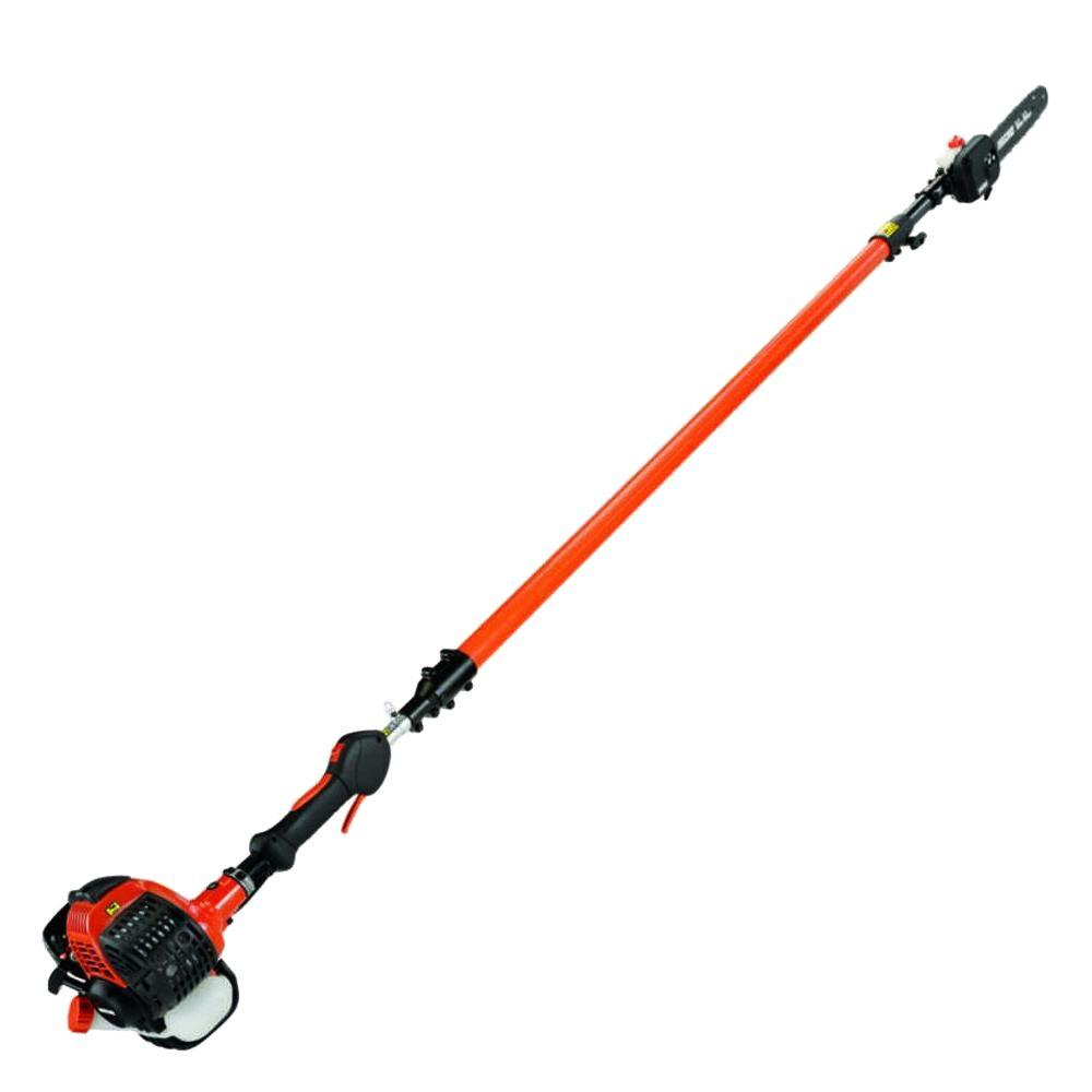 ECHO 12 in. 25.4 cc Bar Telescoping Gas Pole Pruner-PPT-266H -