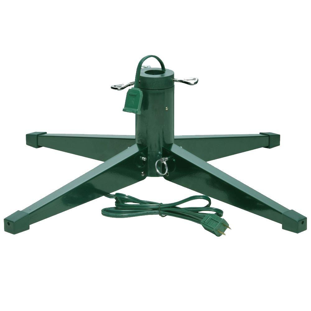 National Tree Company Metal Revolving Tree Stand for Artificial Trees-RS-2 -