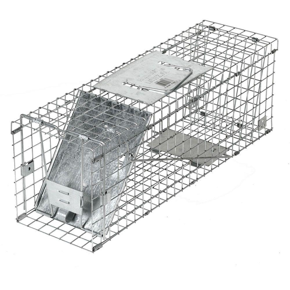 Havahart Medium Collapsible 1-Door Live Animal Cage Trap-1088 - The Home