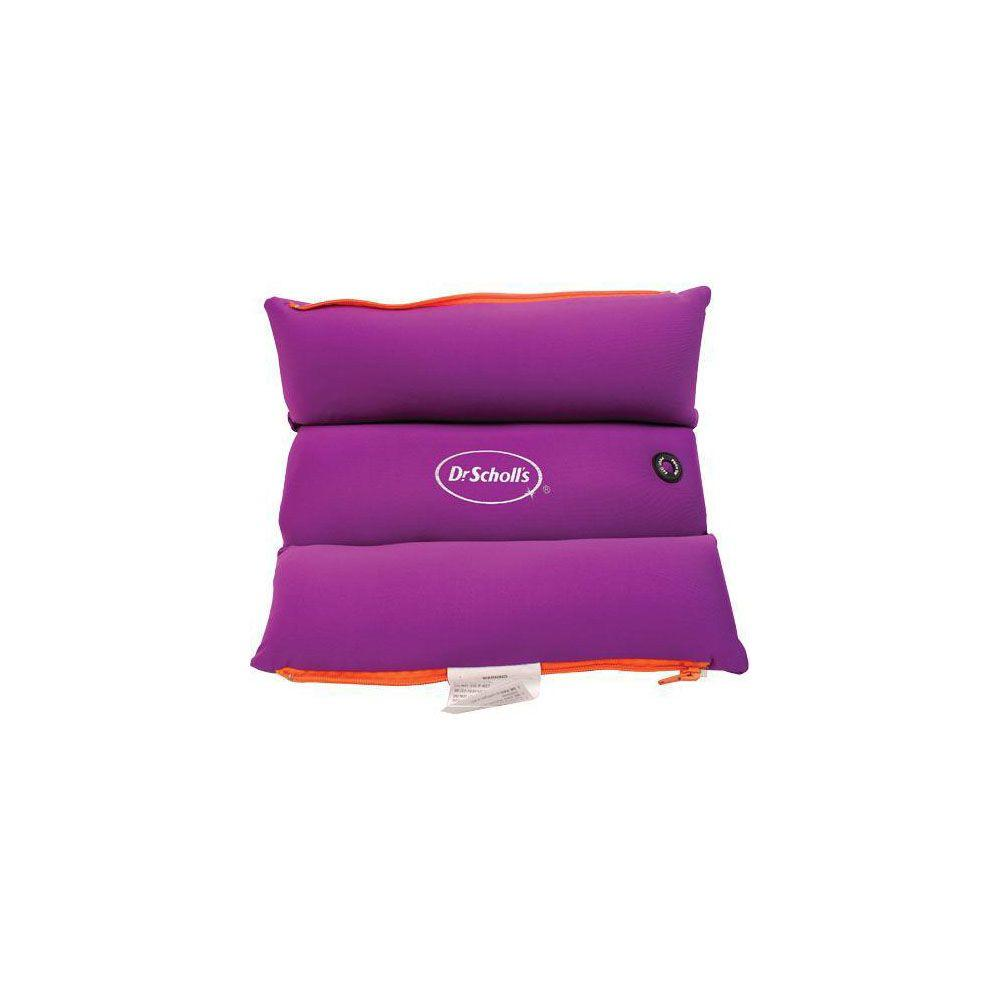 Dr. Scholl's 2-in-1 Massaging Cushion with Microbeads-DISCONTINUED