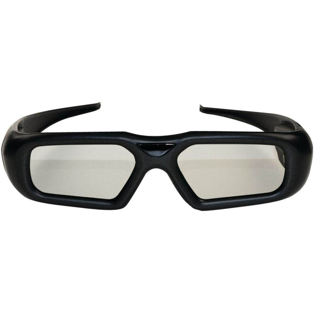 Optoma Wireless RF 3D Glasses-ZF2300 - The Home Depot