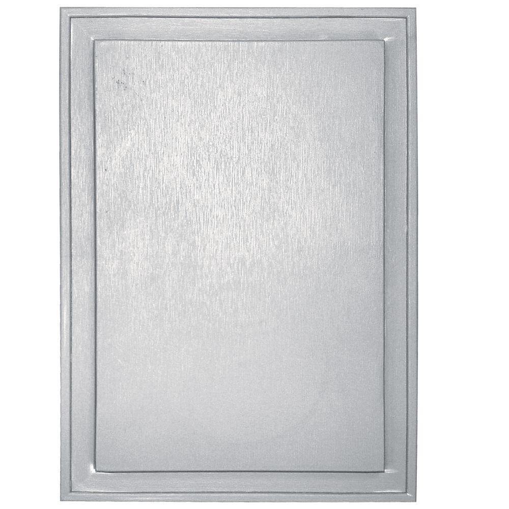 10 in. x 14 in. #117 Bright White Super Jumbo Mounting