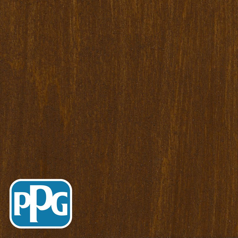 1 gal. TSS-3 Chestnut Brown Semi-Solid Penetrating Oil Exterior Wood Stain