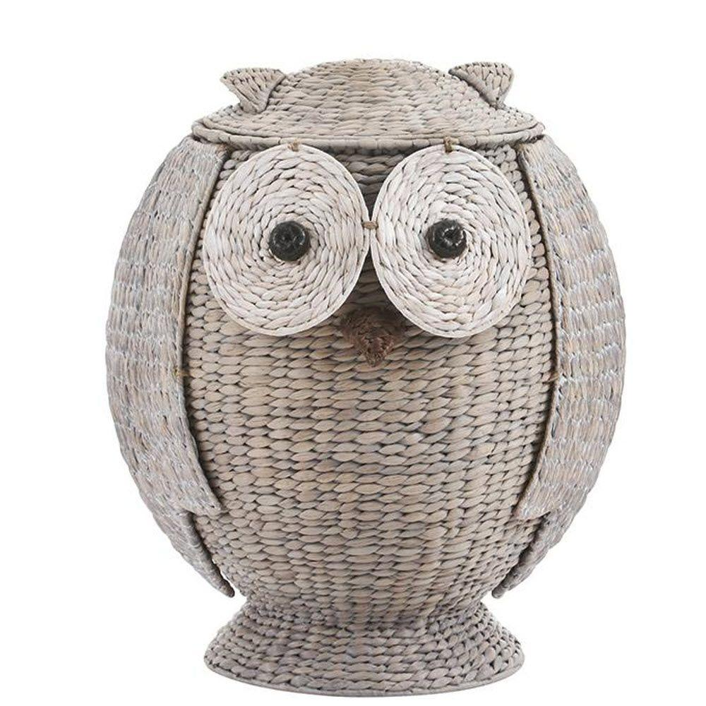 Home Decorators Collection Owl 23.25 in. H x 19.25 in. W