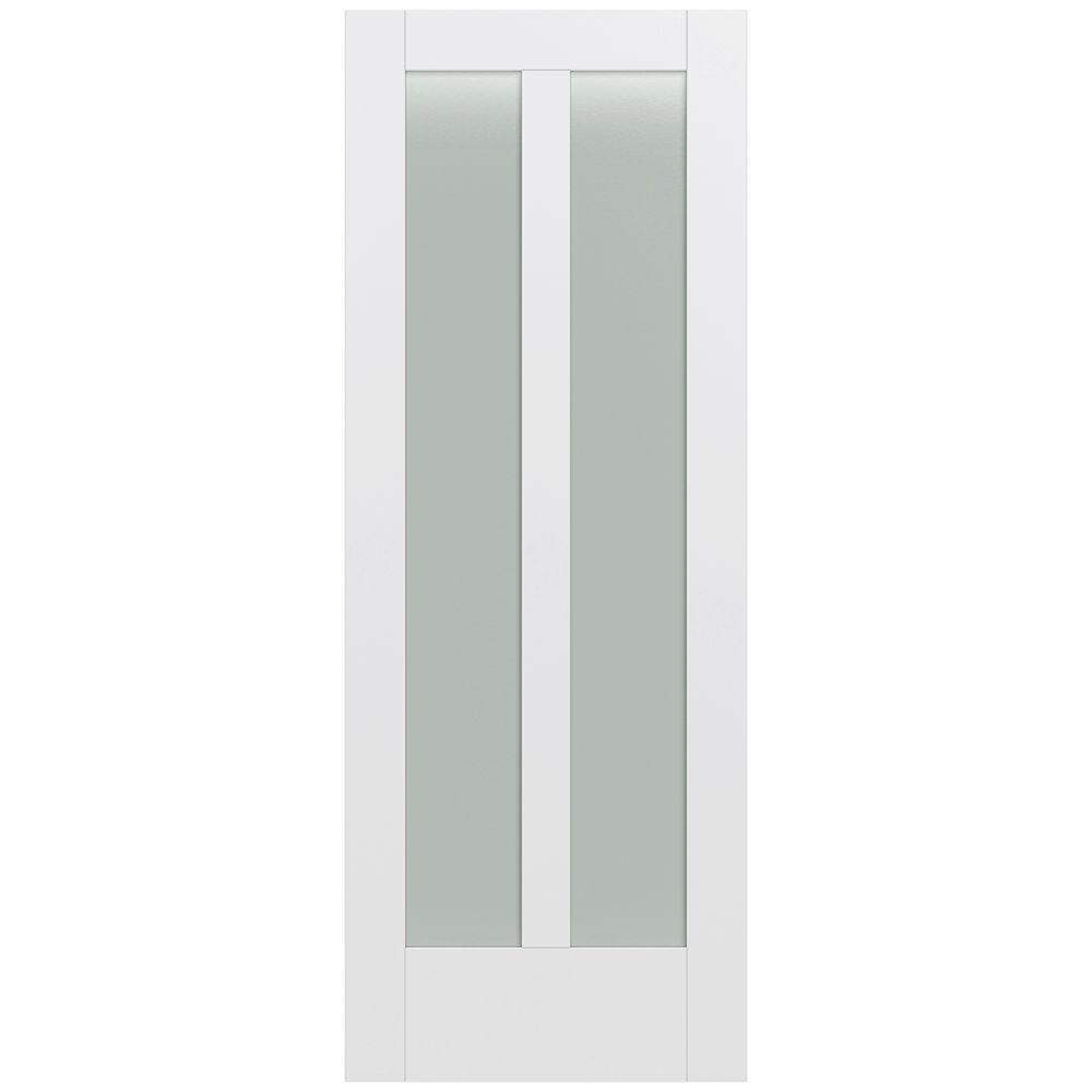 32 in. x 80 in. MODA Primed PMT1024 Solid Core Wood