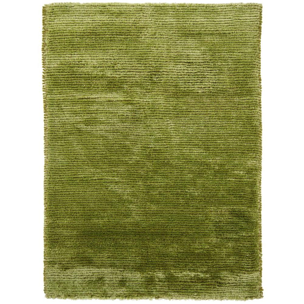 Chandra Royal Green 7 ft. 9 in. x 10 ft. 6 in. Indoor Area Rug