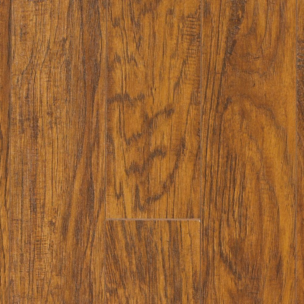 Pergo XP Haywood Hickory Laminate Flooring - 5 in. x 7 in. Take Home Sample