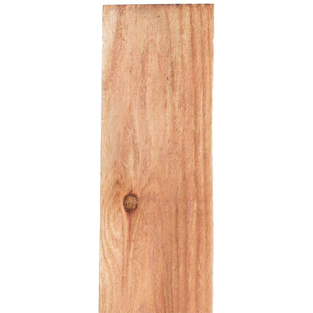 11/16 in. x 5-1/2 in. x 6 ft. FSC Construction Common