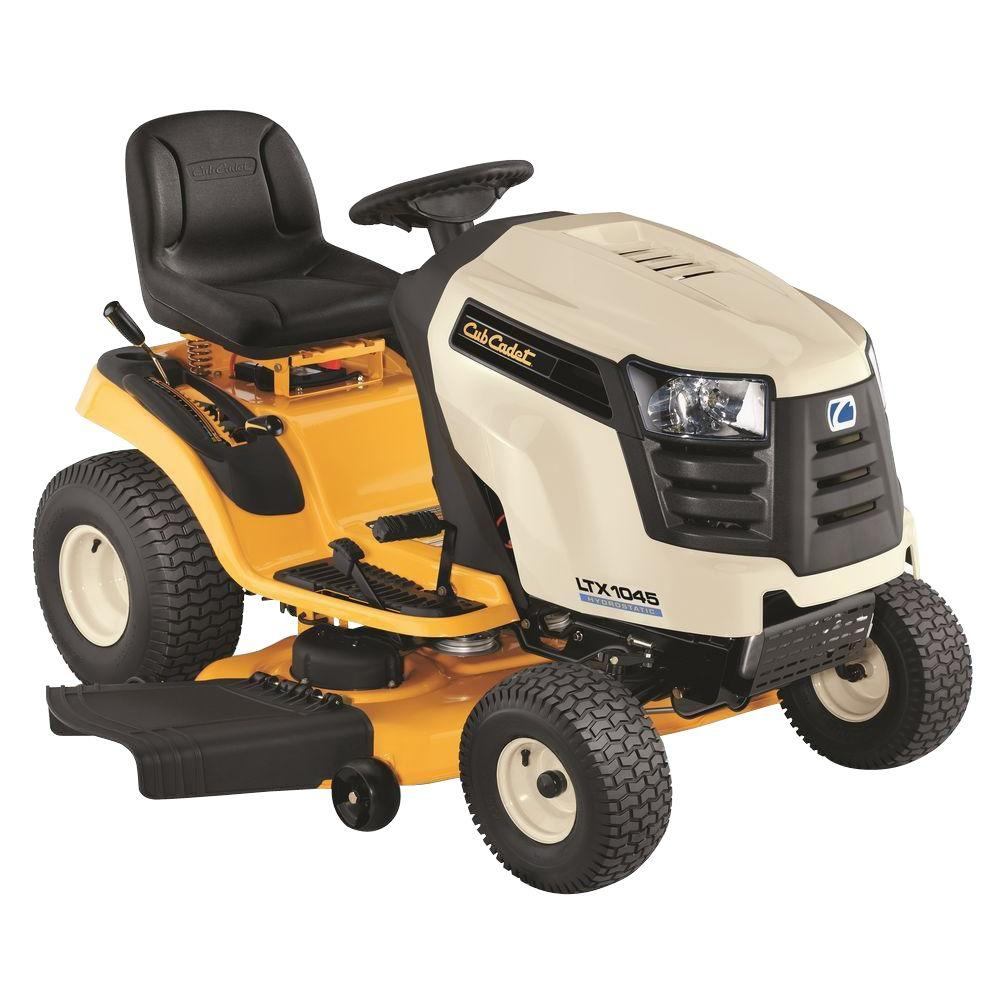 Cub Cadet LTX1045 46 in. 20 HP Hydrostatic Drive Front-Engine Riding Mower-DISCONTINUED