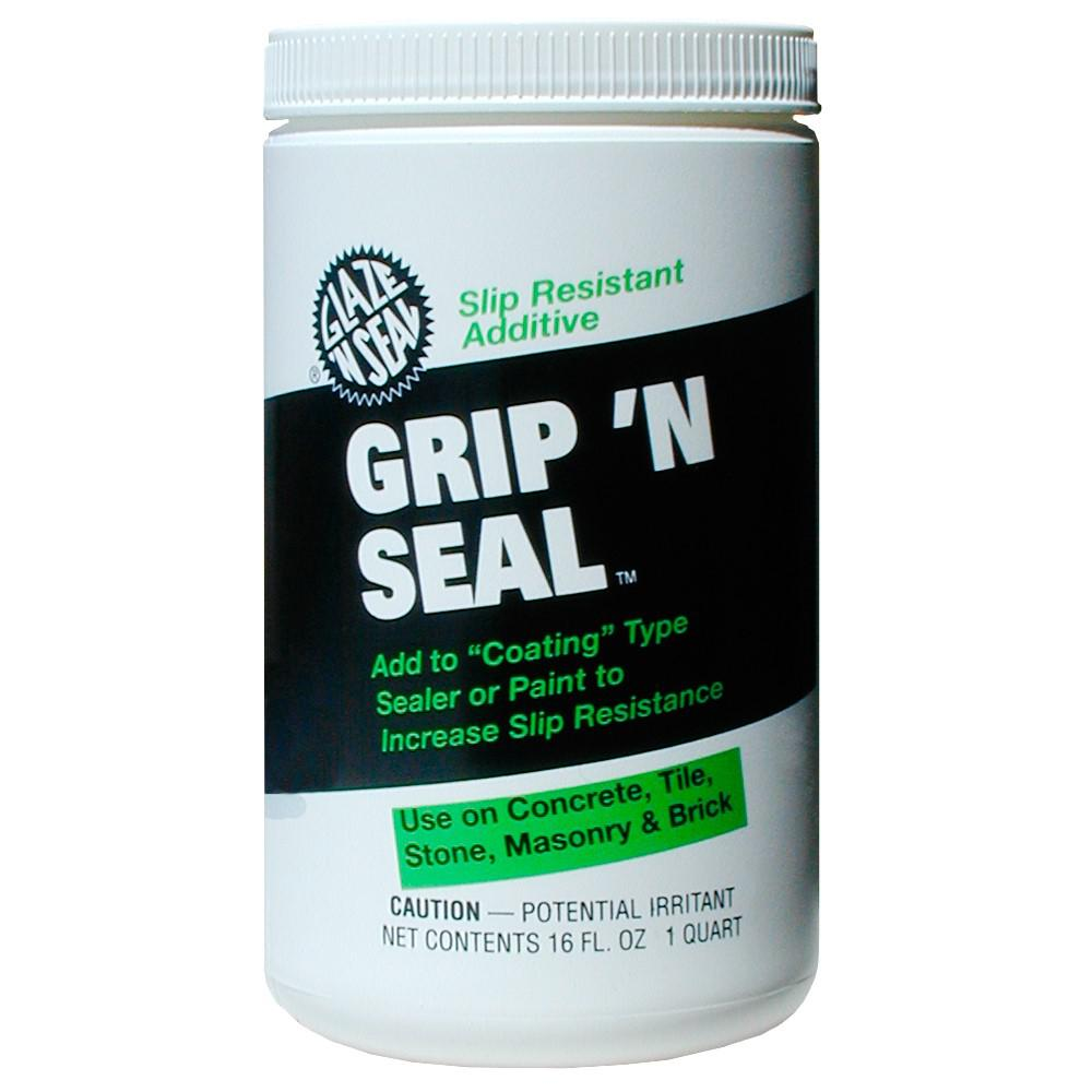 12 oz. Grip N Seal Additive Up To 5 Gal.