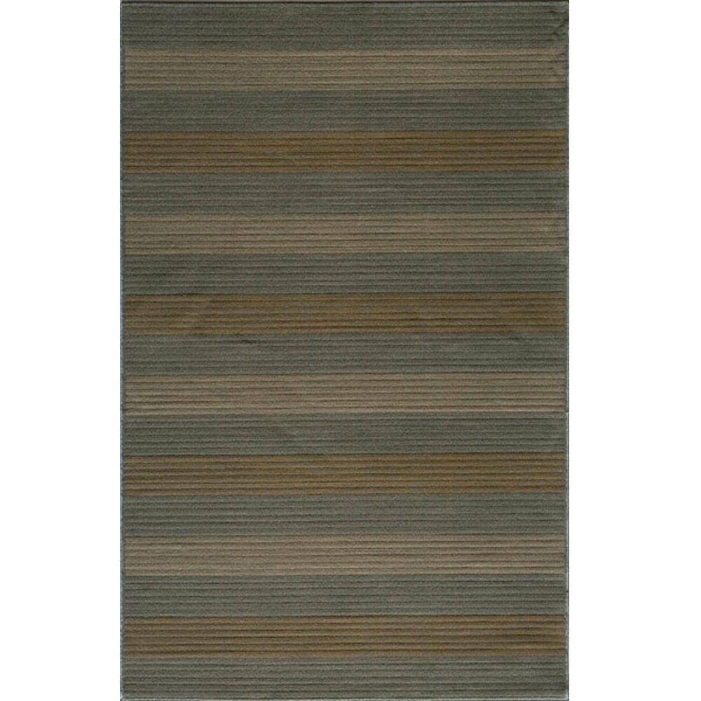 Momeni Marvelous Light Blue 5 ft. 3 in. x 7 ft. 6 in. Indoor Area Rug