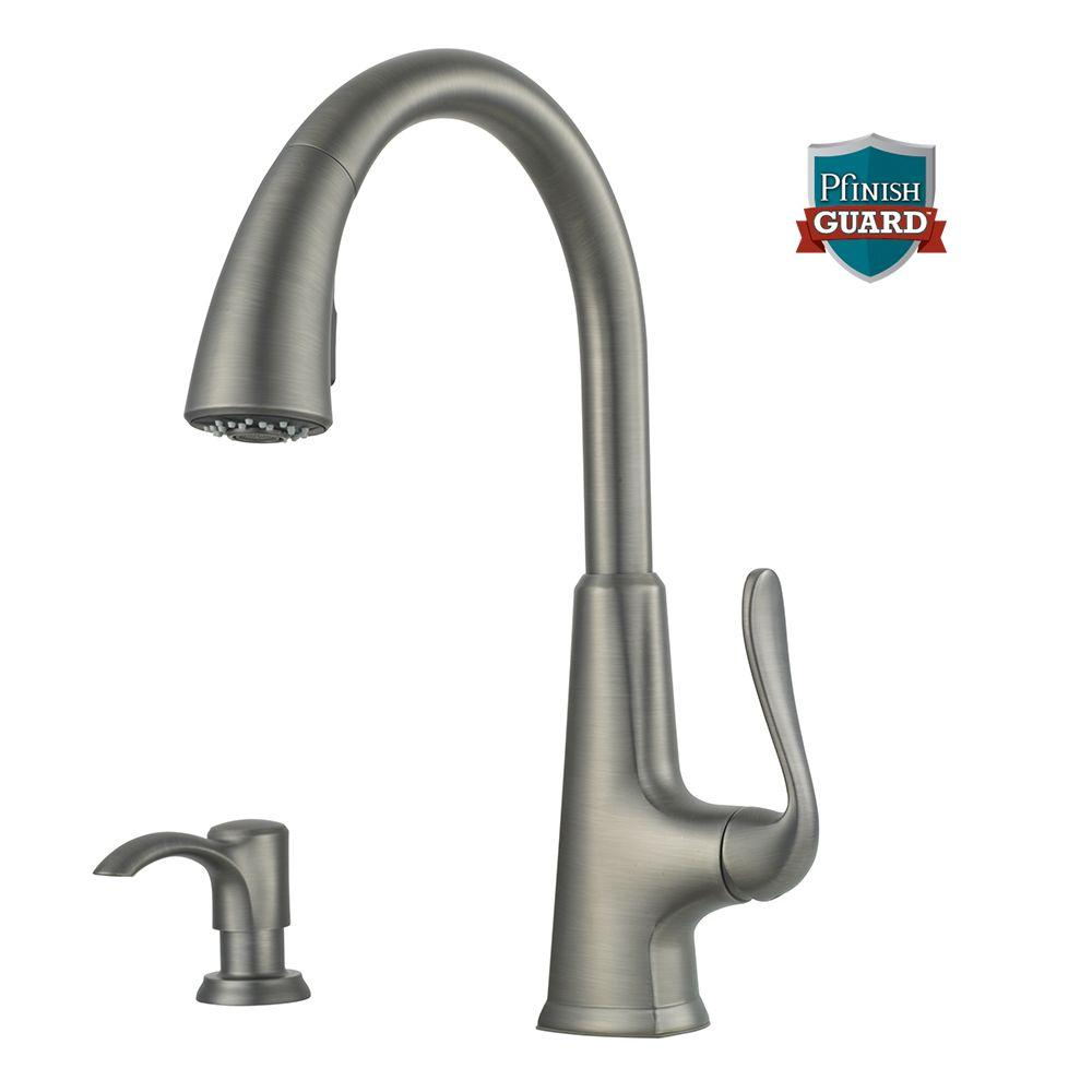 Pasadena Slate Kitchen Faucet Giveaway The Review Stew
