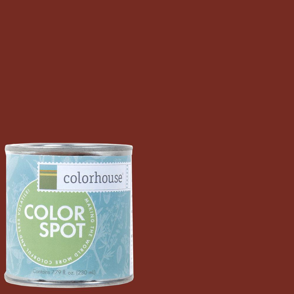 8 oz. Clay .05 Colorspot Eggshell Interior Paint Sample