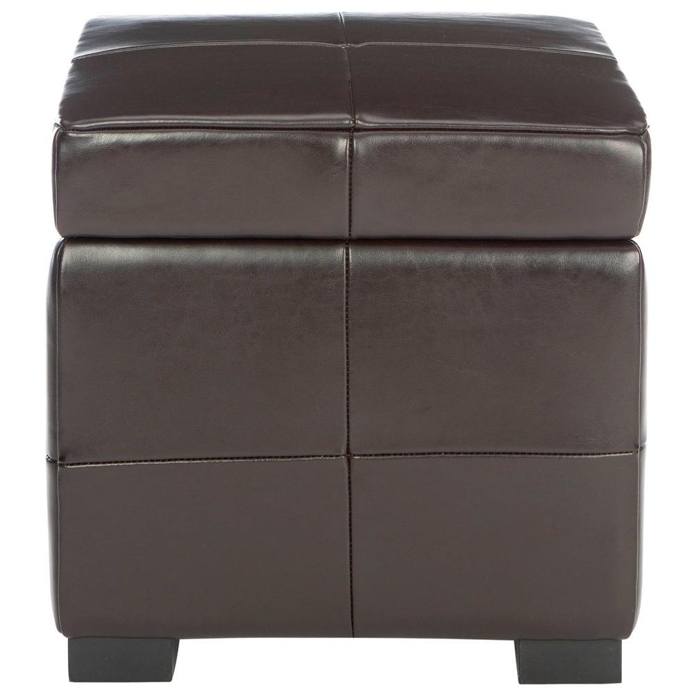 Home Decorators Collection Sierra Small Flip-Top Ottoman