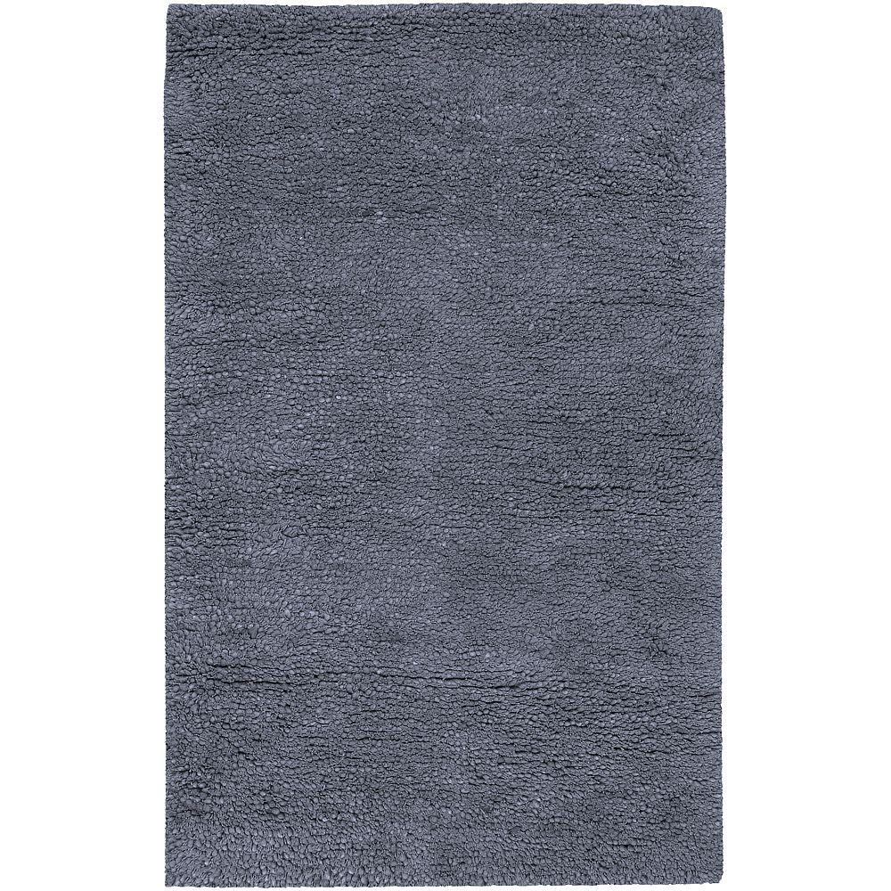 Artistic Weavers Couderay Blue Gray 5 ft. x 8 ft. Area Rug