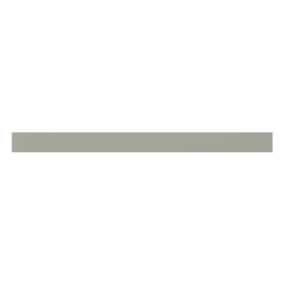 Daltile Identity Matte Metro Taupe 5/8 in. x 10 in. Ceramic Accent Wall Tile