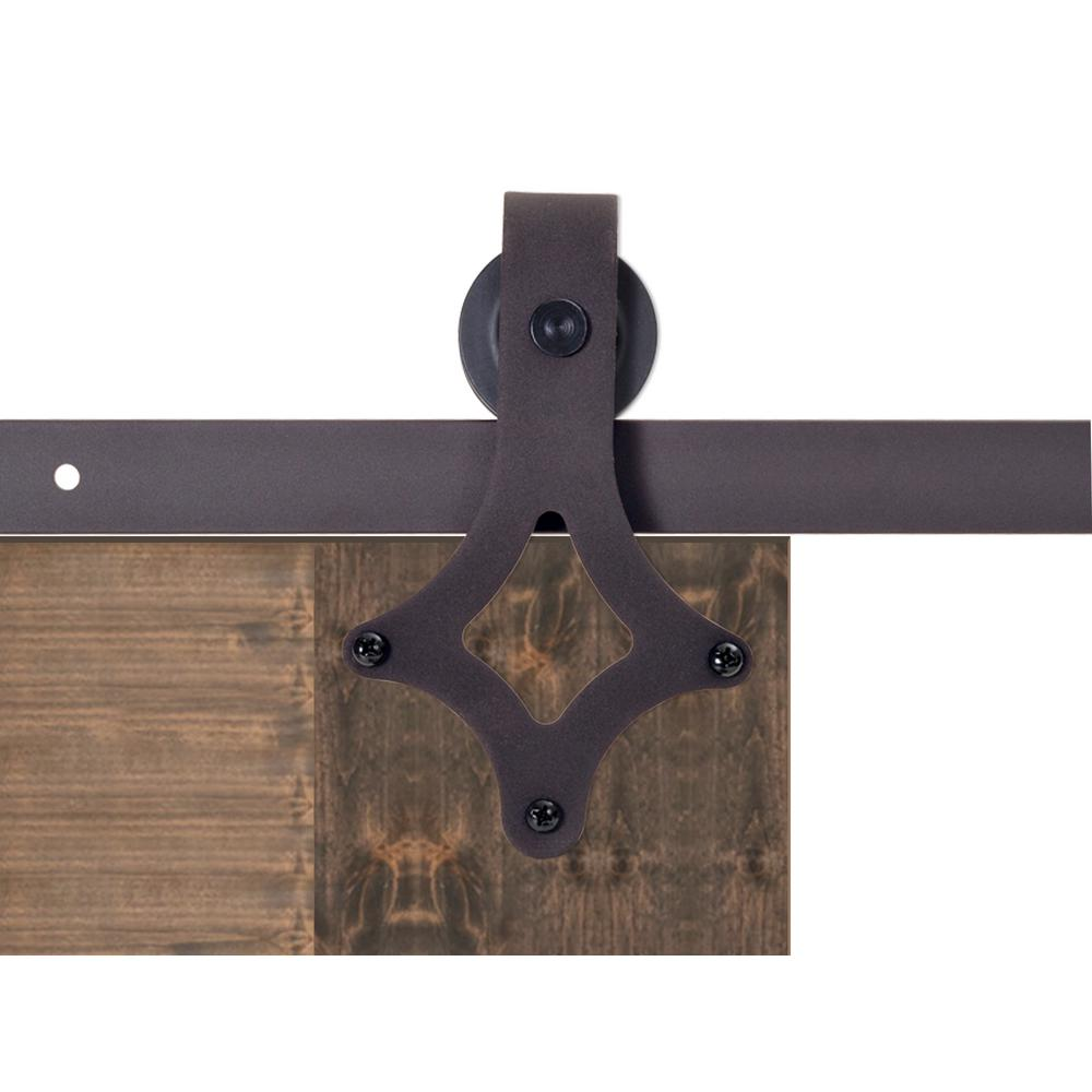 Door ware download product image sc 1 st designer doorware - Barn door track hardware home depot ...
