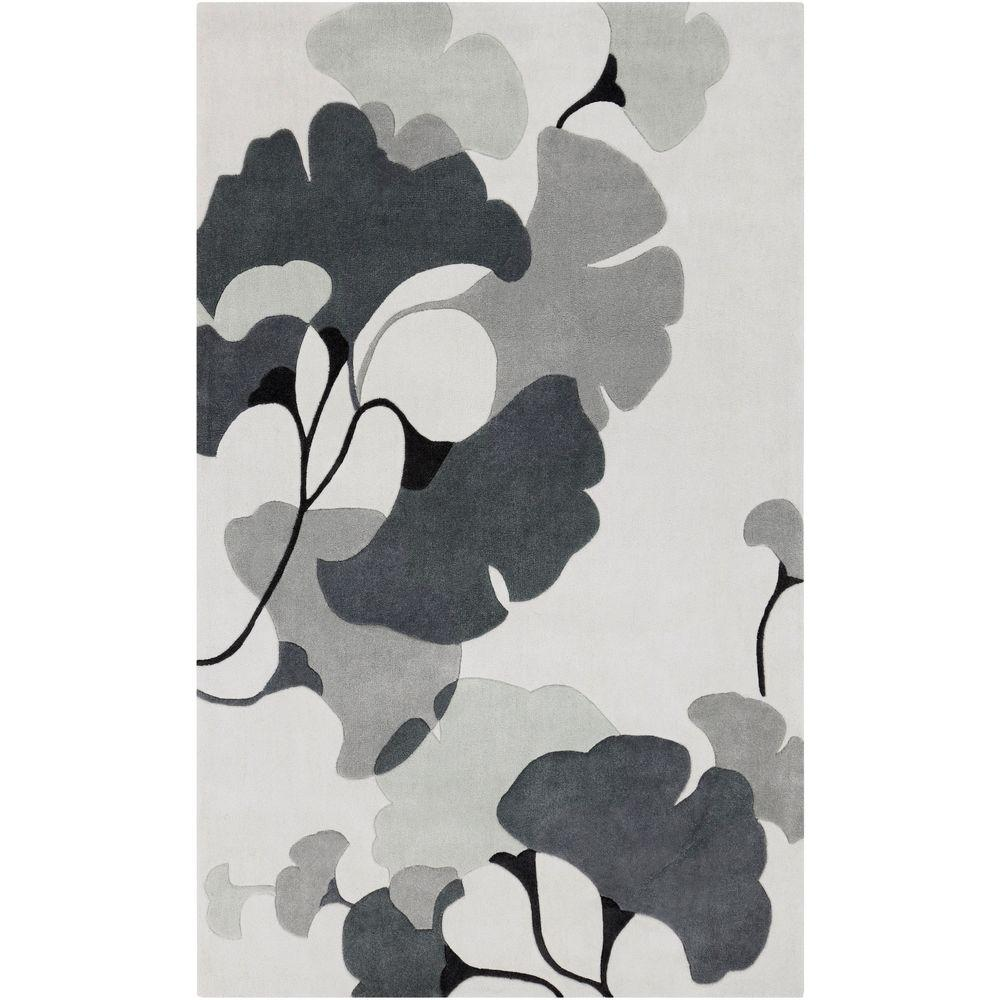 Avicennia Ivory 2 ft. x 3 ft. Indoor Area Rug