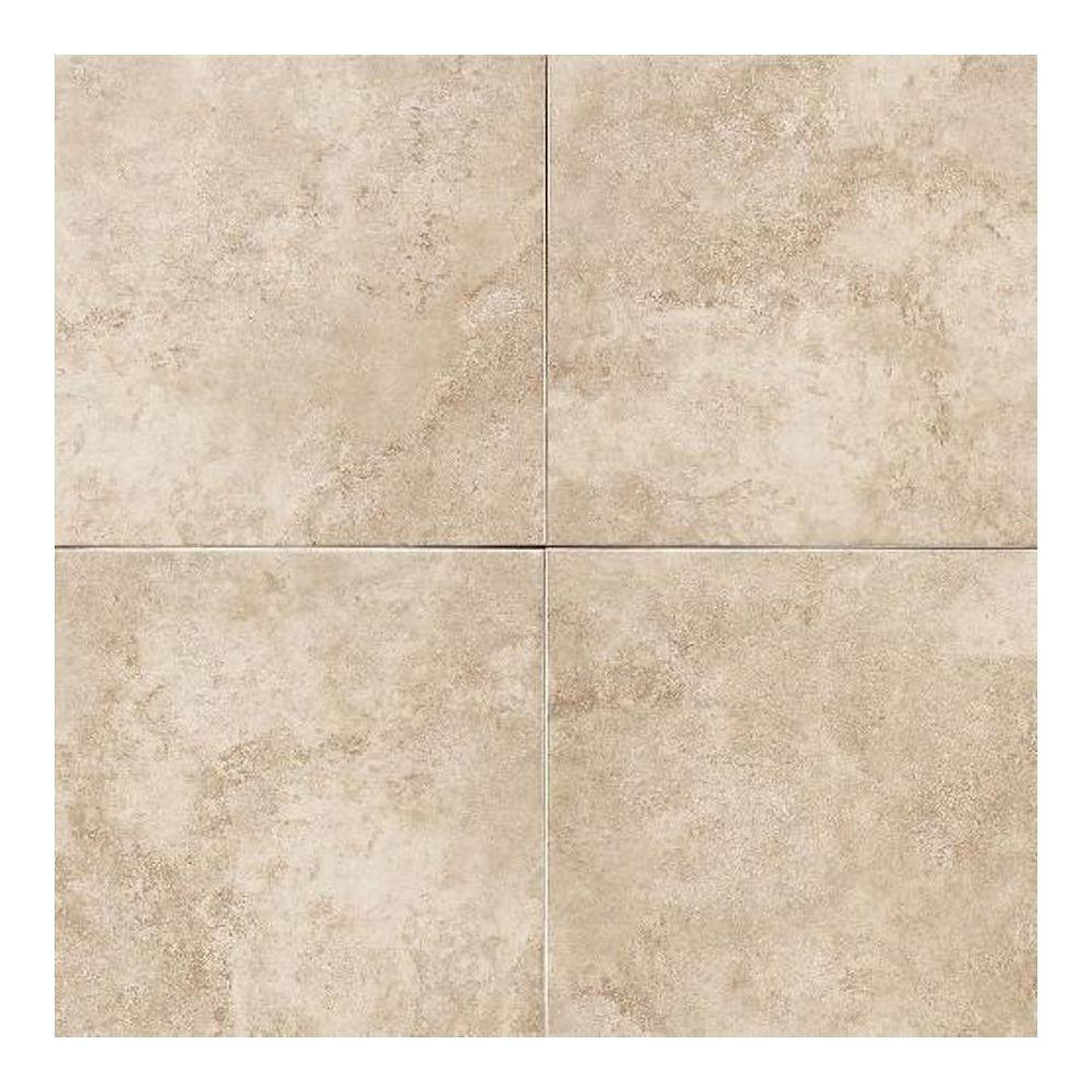 Daltile Salerno Cremona Caffe 12 in. x 12 in. Ceramic Floor and Wall Tile (11 sq. ft. / case)